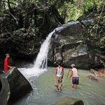 Air Terjun Helewuti North Nias