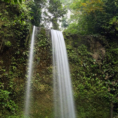 Luaha N'droi Waterfall, Alasa sub-district, Nias Utara.