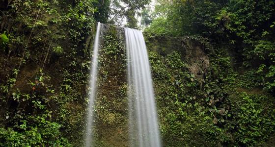 Luaha N'droi Waterfall, Alasa sub-district, Nias Utara.