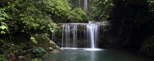 Air Terjun Luaha Ndroi North Nias