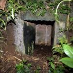 Ambukha Japanese WW II Bunker, Lahewa, North Nias.