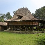 Anaoma Traditional House, Alasa, North Nias.
