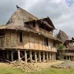 Humene Siheneasi Traditional Village, Tugala Oyo, North Nias.
