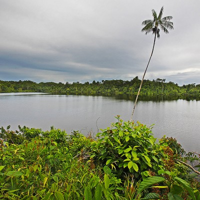 Lake Megoto, Alasa sub-district, Nias Utara.