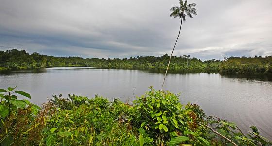Lake Megoto, Alasa sub-district, Nias Utara.