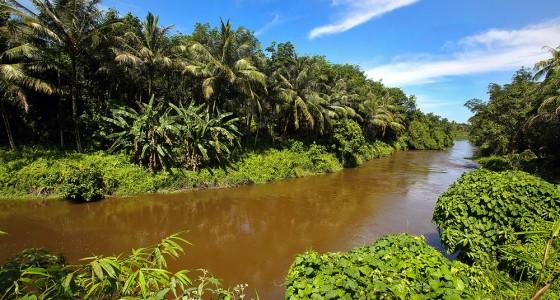 Tumula river, Alasa sub-district, Nias Utara.