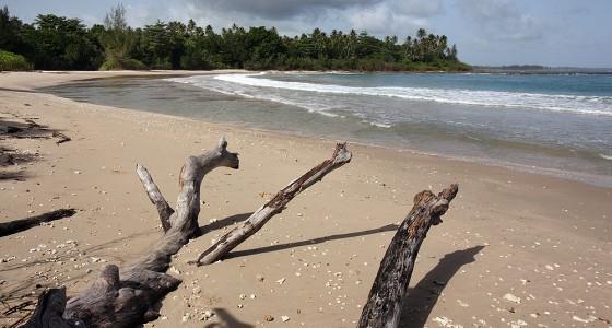 Sinali Beach, a hidden gem in Sawo sub-district.
