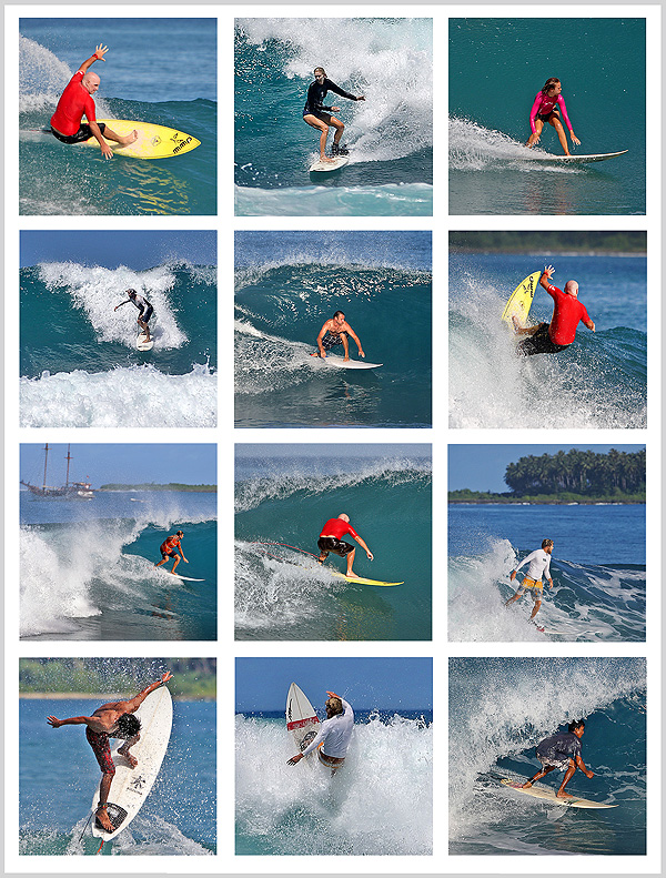North Nias Surf Gallery