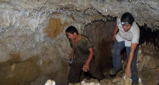 Togi Wiro Cave, Namohalo sub-district, Nias Utara.