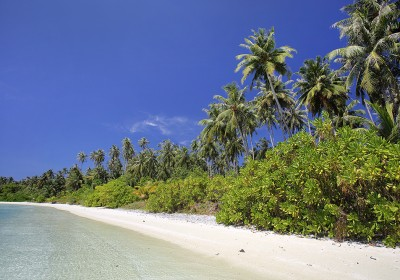 Wunga Island North Nias