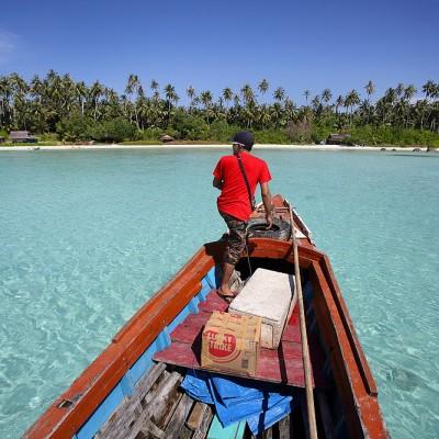 Wunga Island Lagoon.