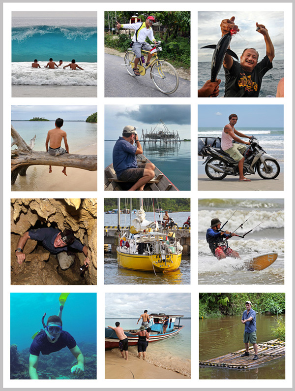 North Nias Activities