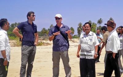 Investor Famil trip, North Nias (Nias Utara), Nias Island, Indonesia.