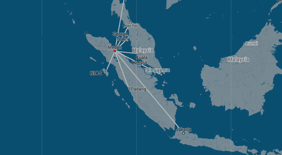 Flights-to-nias-medan